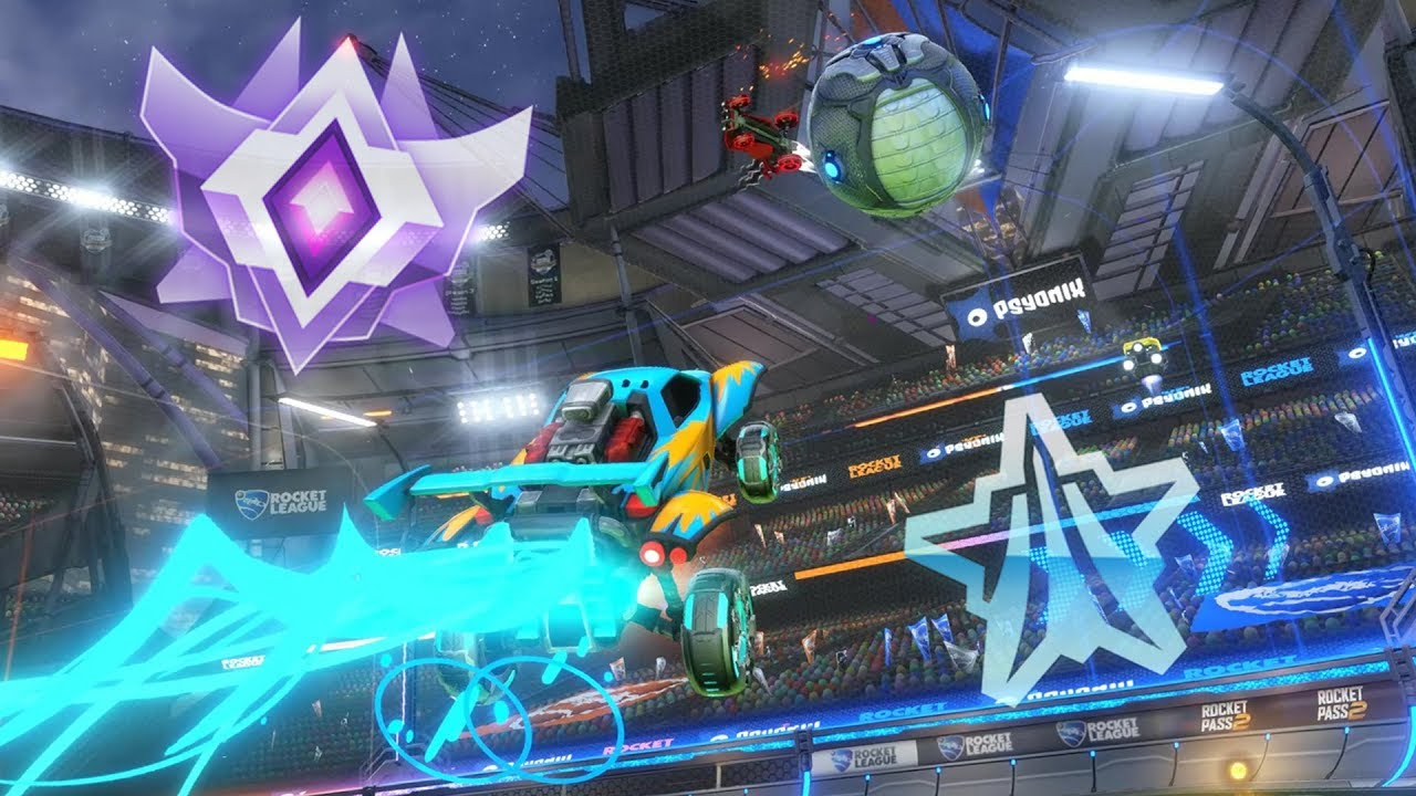 Download How long can a Platinum last in Grand Champion in Rocket League?