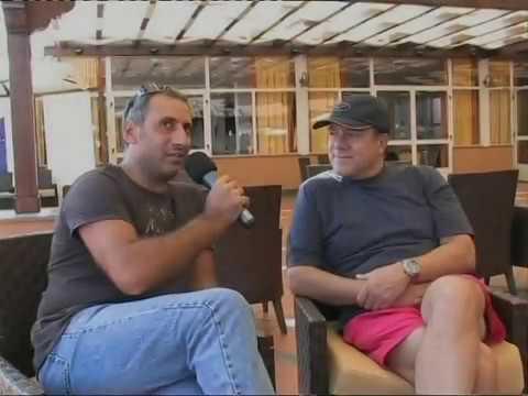 Omaggio con intervista a Carlo Verdone di Antonio Trovato