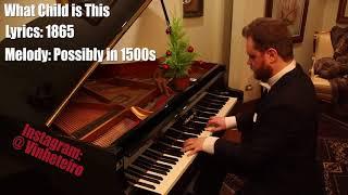 Эволюция рождественских песен начиная с 16 века