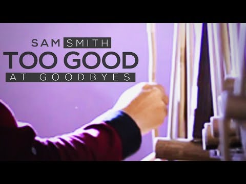 Sam Smith - To Good At Goodbyes Angklung Version