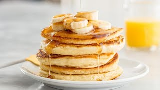 How To Make The Fluffiest Pancakes You'll Ever Eat | Delish Insanely Easy