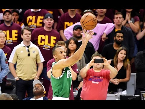 Avery Bradley Rattles in The Last Second Shot For The Win! | May 21, 2017