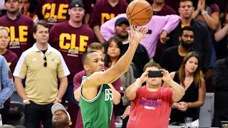 Avery Bradley Rattles in The Last Second Shot For The Win! | May 21, 2017 thumbnail
