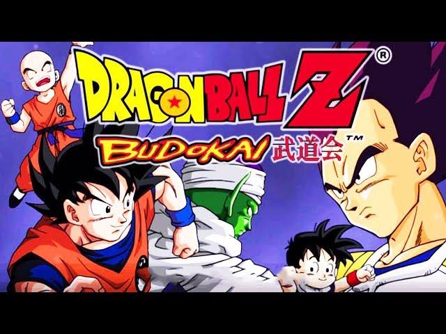 Dragon Ball Z: Budokai  All Cutscenes (Game Movie) 1080p 60FPS