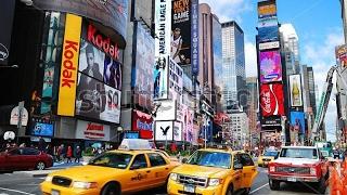 Дальнобой по США. Говорим про Нью-Йорк с Васей. Руслан из Лондона