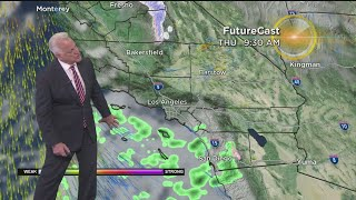 Garth Kemp's Weather Forecast (Feb. 20)