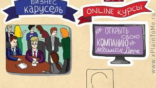 Поздравление Владимира Мариновича и бизнес-школы