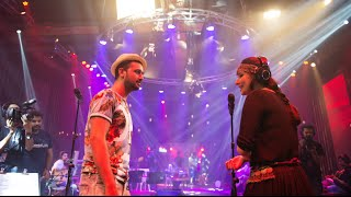 BTS, Gul Panrra & Atif Aslam, Man Aamadeh Am, Coke Studio, Season 8, Episode 3