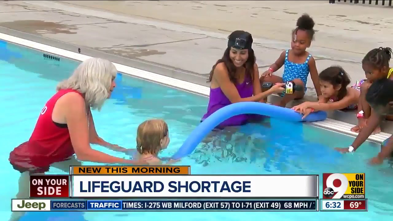 6d4b451d1f82 YMCA seeks more lifeguards so pools won t have to close - YouTube