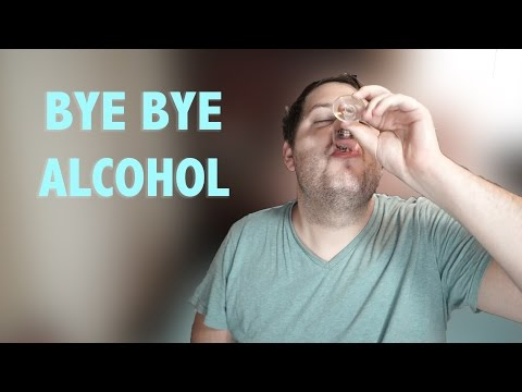 Bye Bye Alcohol - Vlog #4 - Weight Loss Journey