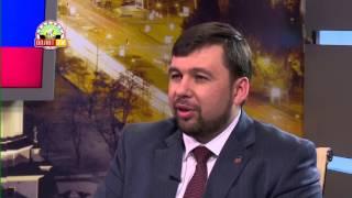 """Программа """"Без галстуков"""": Денис Пушилин"""