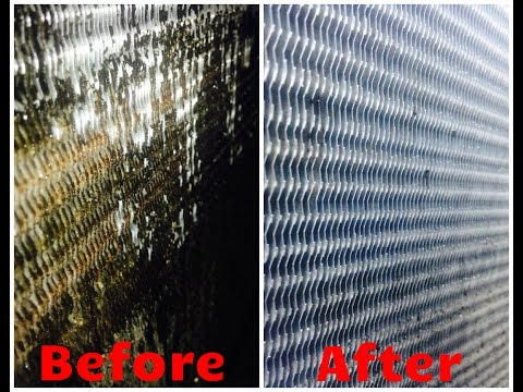 Cleaning an AC Coil | Indoor Air Quality | SW Florida AC Company