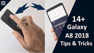 Samsung Galaxy A8 2018 Tips & Tricks! Urdu/Hindi