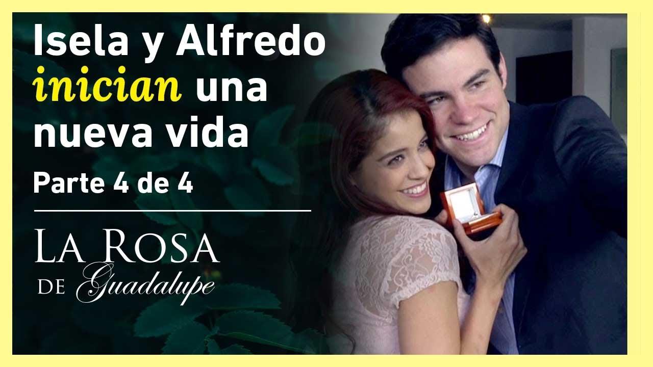 La Rosa de Guadalupe 4/4: Isela inicia una nueva vida con Alfredo | Qué tanto odias a tu exnovia