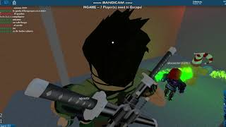 I MUST ECHAPER OF THIS ENDROIT!! Roblox