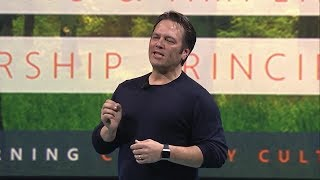 Building a Living and Learning Company Culture with Phil Spencer - DICE 2018