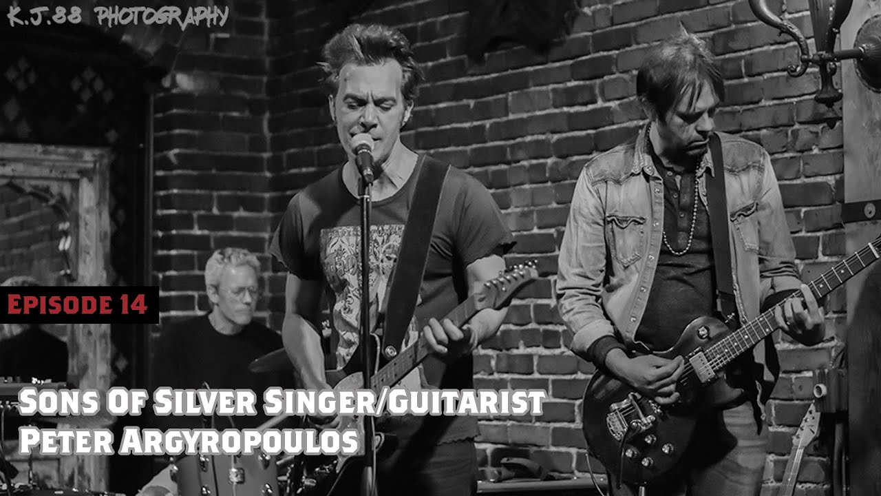 Do Members From Famous Bands Overshadow This Project  - Sons Of Silver Vocalist Peter Argyropoulos