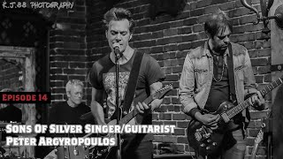 Do Members From Famous Bands Overshadow This Project? – Sons Of Silver Vocalist Peter Argyropoulos