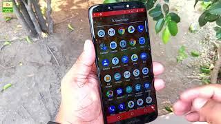 Moto e5 Plus camera and first impression [Hindi]