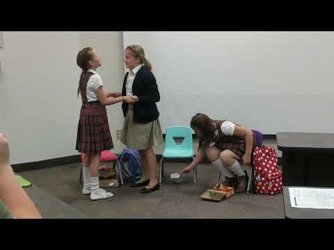 Liahona Preparatory Academy Junior High Shakespeare Team Trio Scene 2018