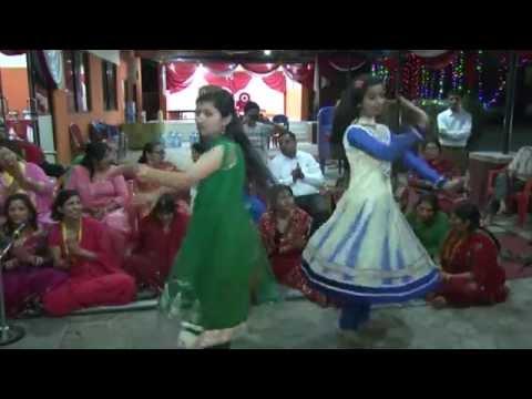beautiful girl dance || Bhajan song