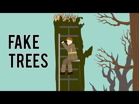 Fake Trees (Weird Tech)