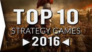 TOP 10 STRATEGY/BRAIN GAMES 2016/17 -BEST PICKS ANDROID/IOS