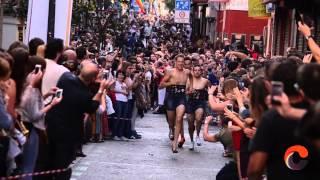 Carrera de tacones, Orgullo Madrid 2014