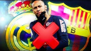 Razones por las que NO quieren a Neymar muchos culés y madridistas
