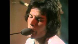 Queen - Good Old Fashioned Lover Boy (TOTP, June 1977) [2015 HD rebroadcast]