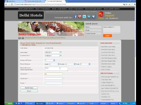 Online Booking of Boutique Hotels In Delhi