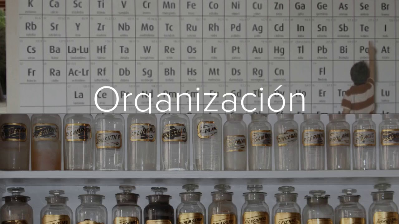 Periodic table la tabla periodica youtube periodic table la tabla periodica urtaz Images