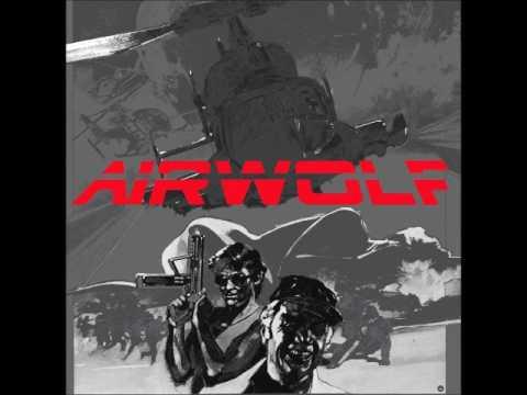 Airwolf Theme Cryocon Synthwave Rework