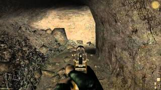 Let's Play Vietcong Mission 4 pt. 4 - Tunnel Rat