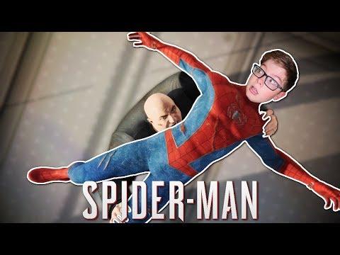 Spider-Man (PS4) - Taking down Wilson Fisk!