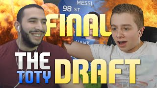 FIFA 15 - TOTY Draft Final vs Itani