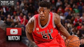 Jimmy Butler Full Highlights at Suns (2015.11.18) - 32 Pts, GETS BUCKETS!