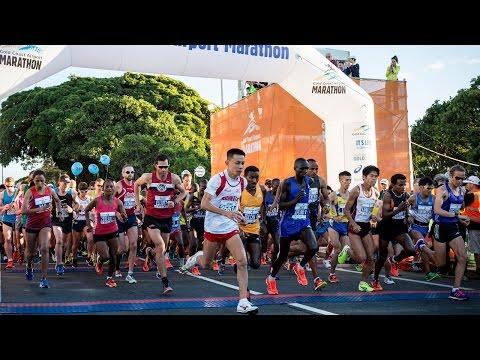 2015 Gold Coast Airport Marathon   TV Program
