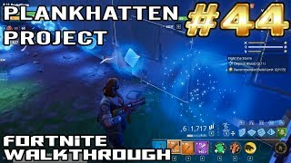 Fortnite Walkthrough #44 - Plankhatten Project | Plankerton | BluGlo Siphon
