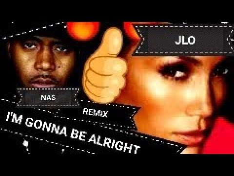 🔴JENNIFER LOPEZ feat. NAS - I'M GONNA BE ALRIGHT🔵LYRICS🔴 JLO & MÁS REMIX 《2020》
