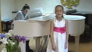 ДМШ № 5 - Татьяна Насардинова 'Вербочки' (Муз. А Гречанинова, слова А.Блока)