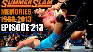 WWE SummerSlam Memories 1988-2013