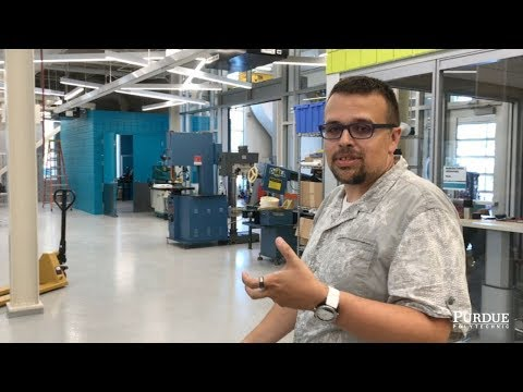 Tour the Bechtel Innovation Design Center — Purdue Polytechnic