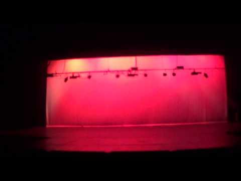 Greenway High School Light Show