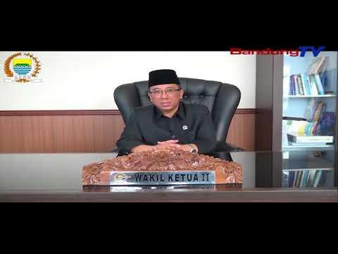 Greeting Idul Fitri - Haru Suandharu (Wakli Ketua II DPRD Kota Bandung)