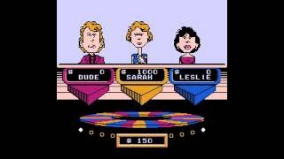 NES Longplay [628] Wheel of Fortune: Featuring Vanna White
