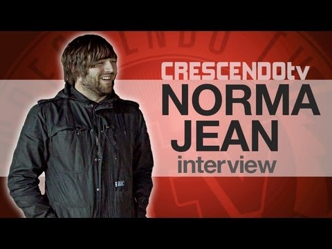 NORMA JEAN interview | Over A Decade Of Brutality | It Never Get's Old