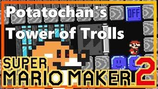 Geniales Mario Maker 2 Troll-Level (+ Bonus Glitch) | SUPER MARIO MAKER 2 ONLINE | Deutsch