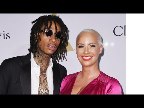 Watch Amber Rose and Wiz Khalifa's Son React to Meeting Taylor Swift