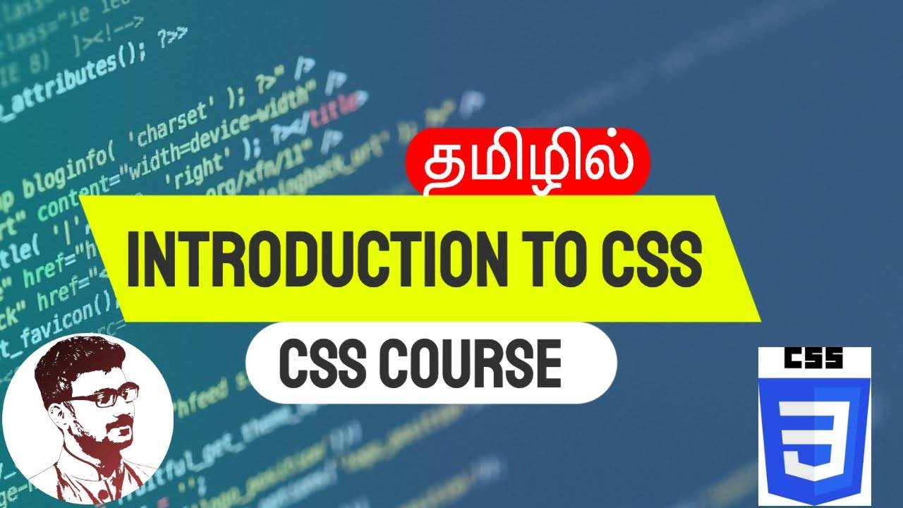 Introduction to CSS in Tamil